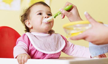 Fördelarna med ekologisk barnmat