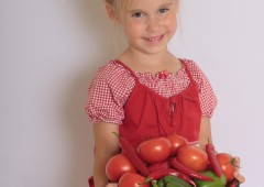 Kan barn vara vegetarianer?